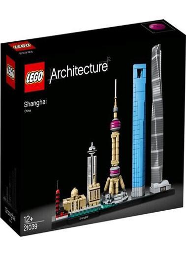 Lego Lego Architecture Shanghai Renkli